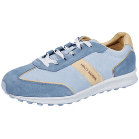 Helly Hansen Barlind Shoes Women blue mirage / dusty blue / camel